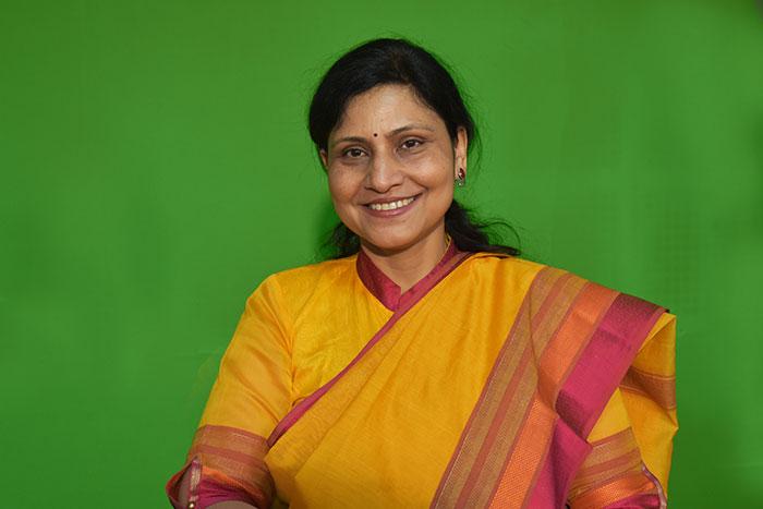 Sunita-Mam